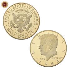 US President John F Kennedy 1964 Half Dollar Commemorative Coin  NEW