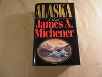 Alaska by James Michener (Hardcover 1988) Free Domestic Shipping