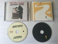Bruno Mars - Doo-Wops & Hooligans & Unorthodox Jukebox - 2 CD Album Bundle