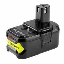 18V 6.0Ah Li-Ion Batteria per Ryobi One P108