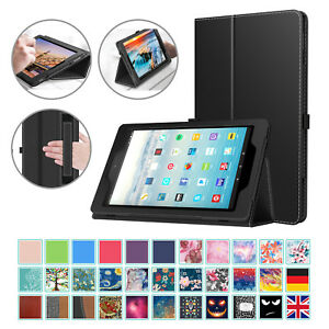 Smart PU Leather Stand Cover Tablet Case For Amazon Fire HD 10 9th 2019/ 7th Gen