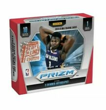 2019-2020 Prizm Basketball FOTL Factory Sealed Hobby Box (LIVE BREAK)