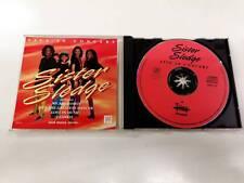 SISTER SLEDGE LIVE IN CONCERT CD 1993