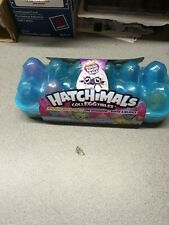 Hatchimals Colleggtibles Royal Snowball Jewelry Blue Box 12-Pack