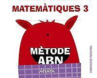 (VAL).(16).QUAD. MATEMATIQUES 3 *ABN* (5 ANYS).*VALENCIA*