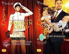 Silhouette Desire 8 Officer Billionaire Baby Defiant Mistress One Night 2 Babies
