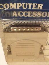 SCSI 1-2 ADAPTATEUR HDi 50 Male - DB 25 Male *NEUF OLD STOCK* DB25M/Mini50 ref45