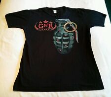 Guns N' Roses How Are You Good Morning America Grenade Large T-Shirt