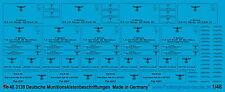 Peddinghaus 3139 1/48 Deutsche Munitionskisten Beschriftungen