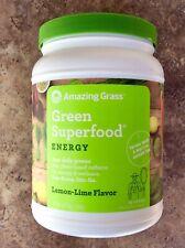 Amazing Grass Green Superfood ENERGY - 100 Servings (24.7 oz.) Lemon-Lime