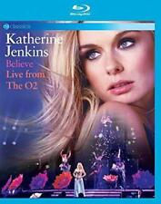 Katherine Jenkins - Believe: Live From The O2 (NEW BLU-RAY)