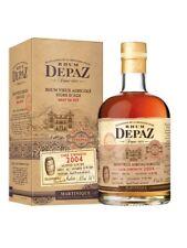 Rum Rhum DEPAZ HORS D'AGE BRUT DE FUT 2004 - 58°  Velier ASTUCCIATO