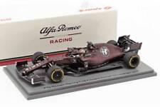 Alfa Romeo Racing C38 Sauber F1 Test Car Fiorano Circuit Shakedown 2019