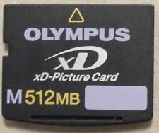 OLYMPUS XD M. PICTURE MEMORY CARD 512MB CHEAP