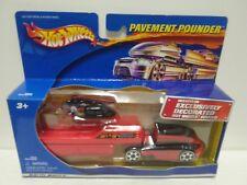2001 Hot Wheels Pavement Pounders Spy Spy HTF Helicopter