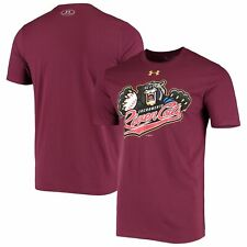 Sacramento River Cats Under Armour T-Shirt - Maroon