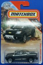 Matchbox 2019 MBX OFF-ROAD '16 Chevy Colorado Xtreme 67/100