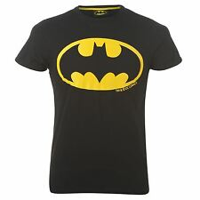 Official BATMAN DC COMICS T shirt NEW Mens DARK KNIGHT logo  S - XXXXXL Tee
