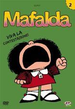 MAFALDA 02 - VIVA LA CONTESTAZIONE!  DVD ANIMAZIONE