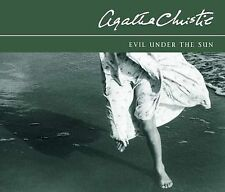 Agatha Christie Evil Under the Sun CD Audio Book Hercule Poirot