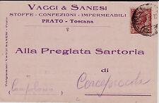 #PRATO: testatina- VAGGI & SANESI- stoffe confezioni