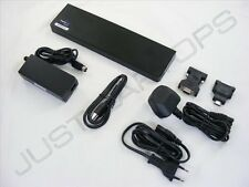TARGUS USB 3.0 SuperSpeed dual video Docking Station ACP70EU + Alimentatore con UK EU Piombo