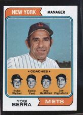1974 Topps Yogi Berra #179 Baseball Card