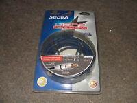 Cable Video Audio RCA 5 mètres Haute Qualité OR