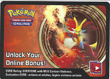 POKEMON: ONLINE CODE CARD FROM THE SUMMER 2014 DELPHOX EX TIN - KALOS POWER