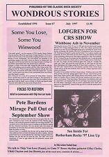 THIJS VAN LEER / GILBY CLARKEWONDROUS STORIESno.67Jul1997