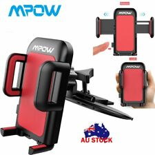 MPOW CD Slot Universal Smartphone Mobile Phone Car Auto Mount Holder Cradle AU