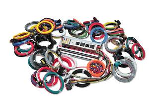 2005-2009 Ford Mustang 4.6L 3 valve EFI wiring harness kit Telorvek design