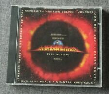 Armageddon - the album - various, BO du film / OST, CD