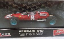 BRUMM 1/43 Ferrari 512 1965 Italian GP Grand Prix#8 R298 NEW IN BOX John Surtees
