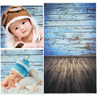 8x8ft Wood Wall Vinyl Photography Backdrop Photo Baby Background Studio Props