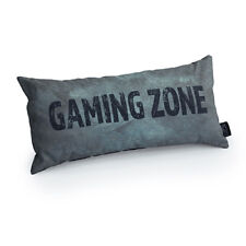 Silver GAMING ZONE 'Game Over' Gaming Cushion Boys Room Xbox PS4 Nintendo Switch
