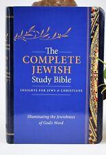 The Complete Jewish Study Bible : Illuminating the Jewishness of God's Word (201