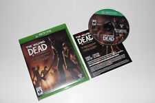 The Walking Dead Complete First Season Plus 400 Days (Microsoft Xbox One, 2014)