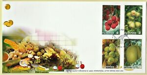 2003 International Letter Writing Week (Thai Fruits) FDC