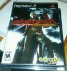 Devil May Cry 3: Dante's Awakening -- Special Edition Greatest Hits (Sony PlayStation 2, 2006)