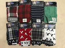 Set of 8 New Men American Eagle Boxers, All Size XL