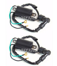 2Pcs Ignition Coil Assy Honda CB350F CB350G CL350K CB360K CB360G CB360T CJ360T