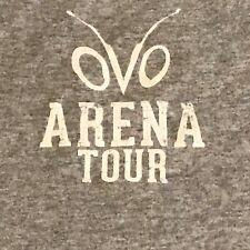 2020 Cirque du Soleil OVO Arena Tour Local Crew Shirt - Gray - XL