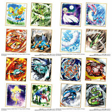 Bandai Pokemon Shikishi ART 3 10Pack BOX (CANDY TOY)