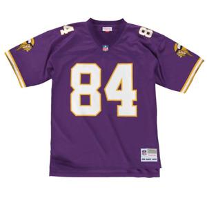 Mitchell & Ness Purple NFL Minnesota Vikings Randy Moss 1998 Legacy Jersey