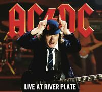 AC/DC - LIVE AT RIVER PLATE  2 CD NEU