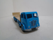 Meccano Dinky Toy#503-G FODEN FLAT TRUCK W/TAILBOARD RESTORED TO RARE COLORS. NM