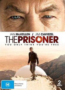 The Prisoner DVD Jim Caviezel - Mini Series 5 HOURS - R4 Aust