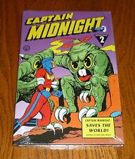 Captain Midnight Archives Volume 2, SEALED, Fawcett Dark Horse hardcover book