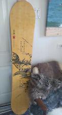 Arbor Alt 61 Snowboard Donat Donat Barbe Etsuko Joe Price Collection 157.5cm NEW
